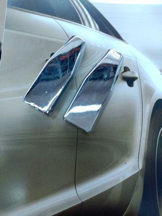 Seguros puerta Opel