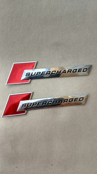 Insignia supercharged