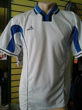 Camiseta futbol marca Mercury