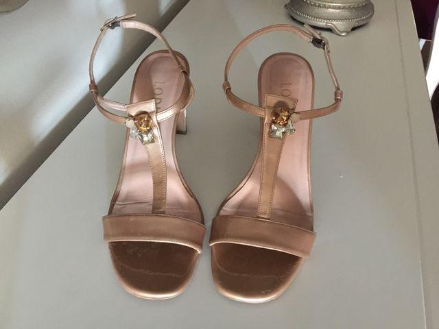 Zapatos Lodi color maquillaje