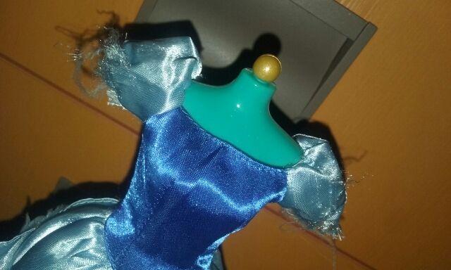 Vestido disney princesa cenicienta