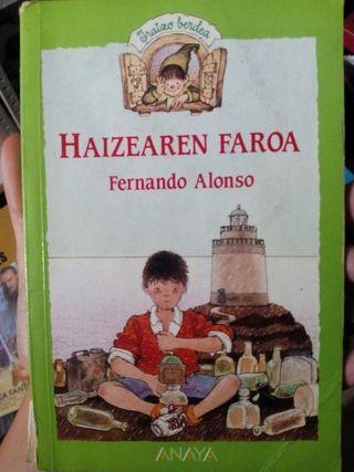 Libro: Haizearen faroa