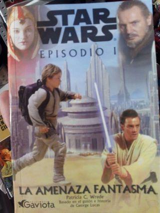 Libro: Star Wars Episodio 1