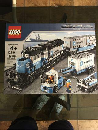 Tren Lego 10219 a estrenar