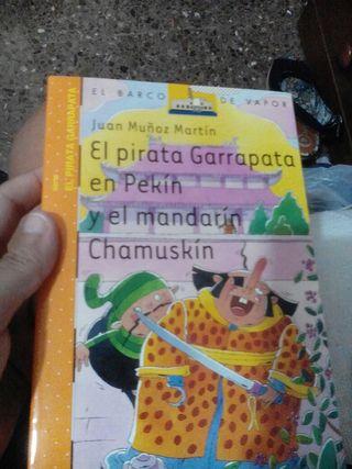El pirata garrapata en pekin y el mandarin chamuskin