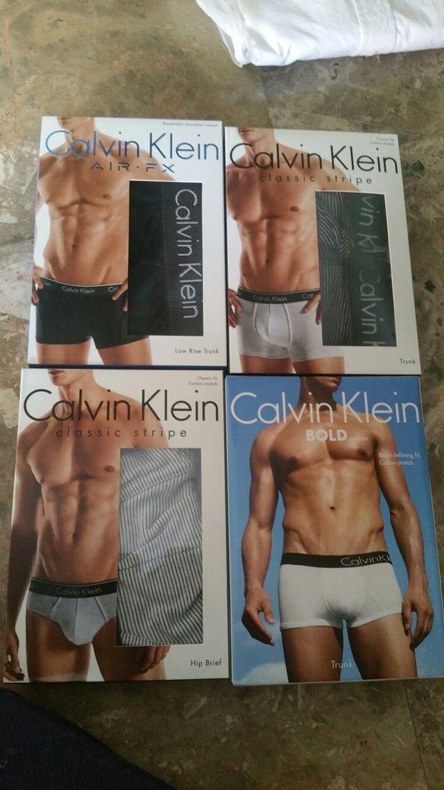 Pack calzoncillo Calvin Klein