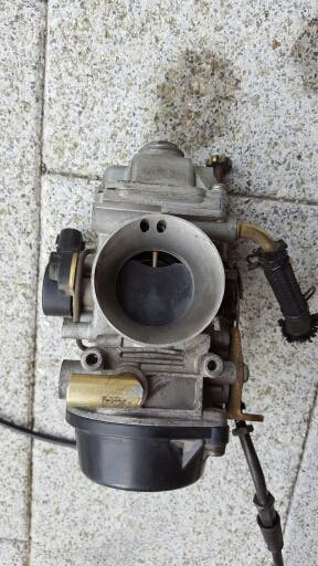 Carburador ktm 640 lc4