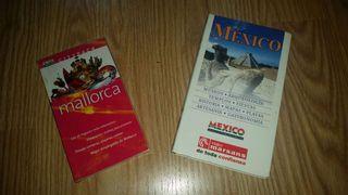 Guias de viaje Mexico y Mallorca