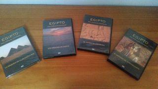 Dvds Egipto