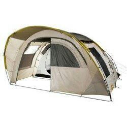 Tienda de camping arpenaz family 6.2
