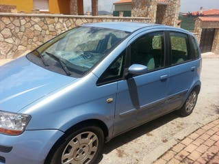 Vendo fiat idea familiar