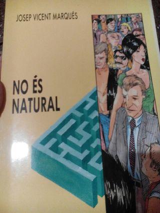 No es natural