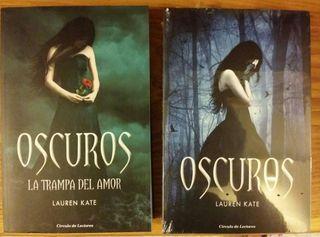 2 libros 'Oscuros'