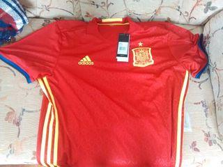 Camiseta oficial seleccion española