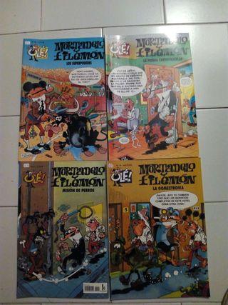 Cómics: Mortadelo y Filemón