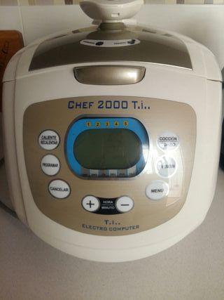 Robot de cocina Cheff 2000 T.I.