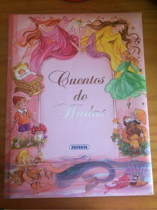 Libro infantil Cuentos de hadas