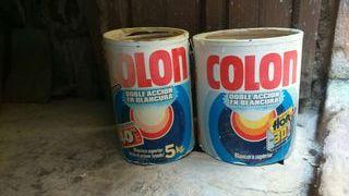 Tambor detergente Colon vintage