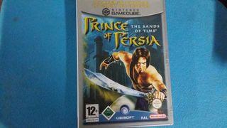 Prince of persia 1 para game cub o wii