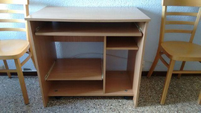 Escritorio mesa ordenador ikea de segunda mano por 30 en for Mesas para ordenador ikea