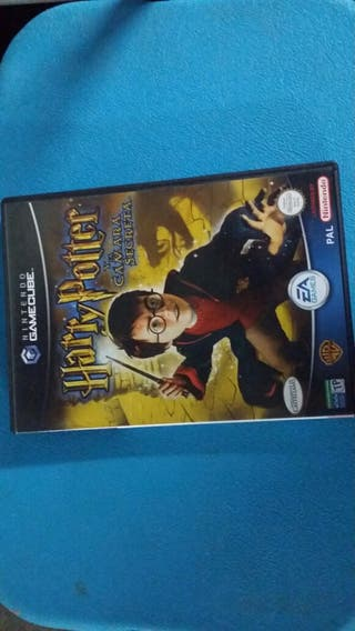 Harry potter 2 para game cube p wii