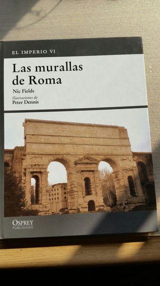 Las murallas de Roma