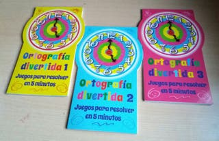 Cuadernillos Ortografia