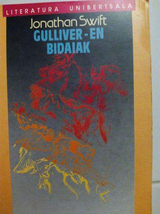 Libro: Gulliver-en bidaiak