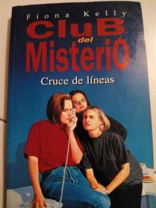 Libro: Club del misterio