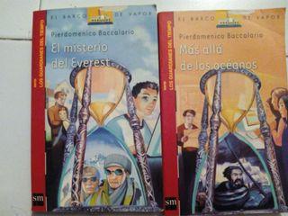 Libros Pierdomenico Baccalario