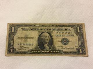 Dólar certificado de plata