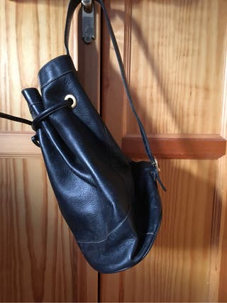 Bolso/ mochila de piel