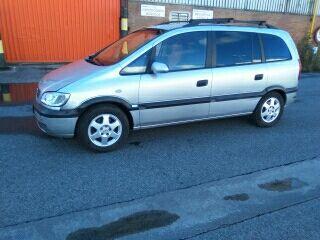 Opel zahfira