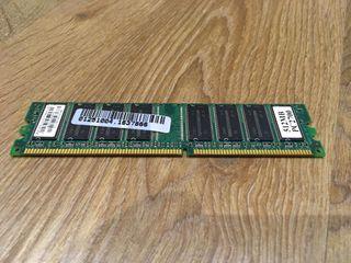 TARJETAS DE MEMORIA DDR RAM DE 512MBS