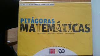 Libro de Matemáticas para la ESO.