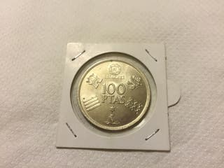 Moneda 100 pesetas año 1980
