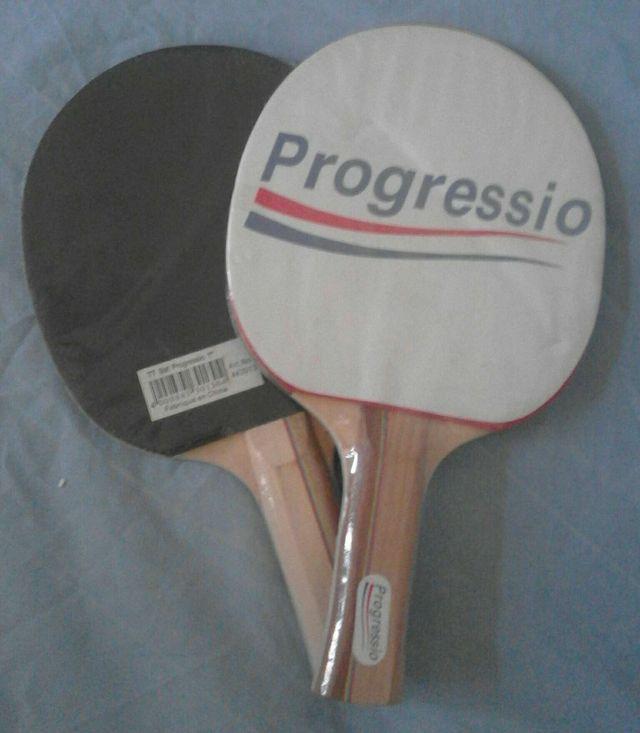 2 Palas de ping - pong