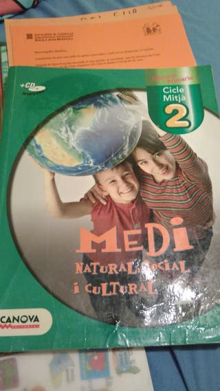 Libro medi 4 primaria