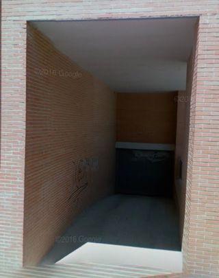 Plaza garaje C/Morella