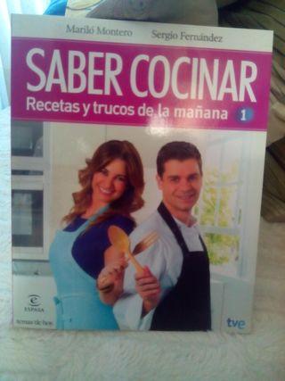 *Libro Saber Cocinar