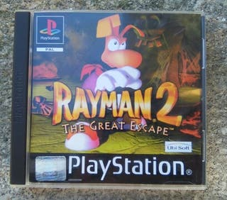 Rayman Great Escape
