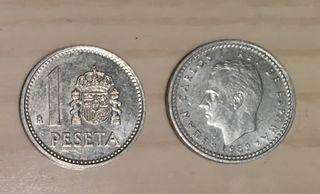 CAMBIO/VENDO. 1 peseta varios años
