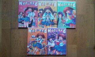 World of Narue manga cómic Vol 1 - 5