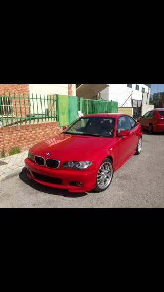 Vendo bmw 320 cd