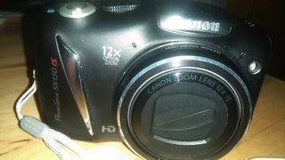 Cámara compacta Canon SX130IS