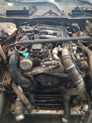 Despiece motor bmw e90 diesel