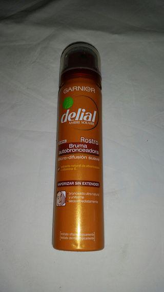 Autobronceador Delial