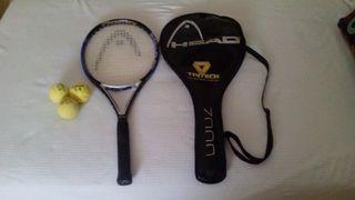 Raqueta de tenis head tritech 7000