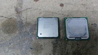 Dos cpu intel