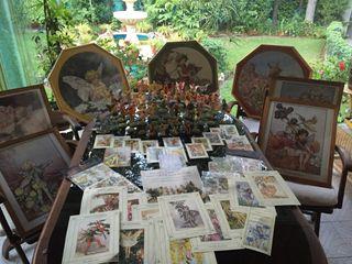 Colección completa hadas cicely mary barker